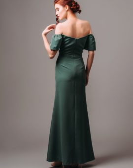 By Malina Jess Maxi Dress Green