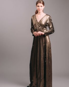 By Malina Zola Gown