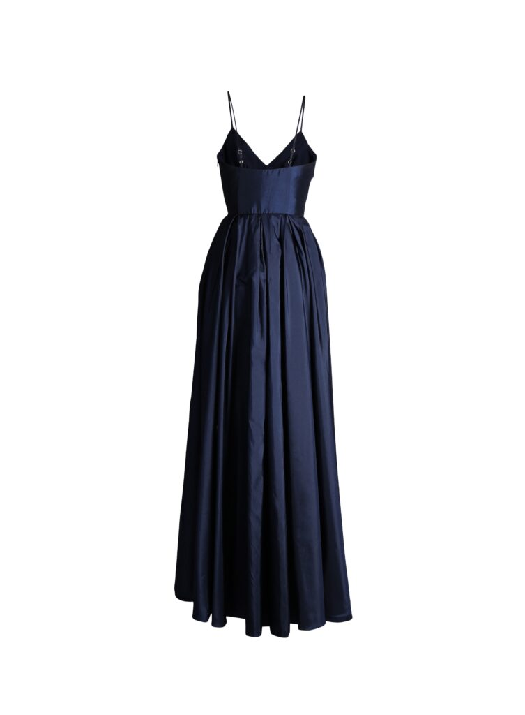 Fame and Partners -Strappy Tri Cup Gown
