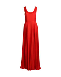 Solace London - Naie Dress Red